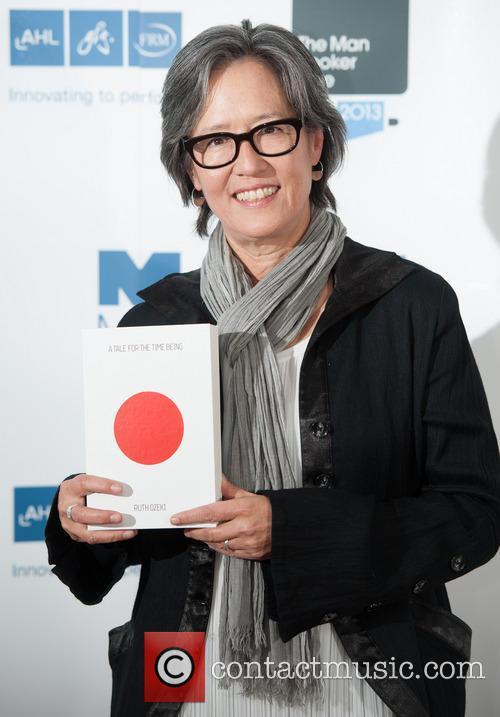 Ruth Ozeki Booker Prize