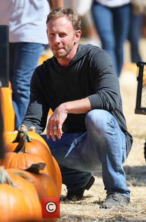 Ian Ziering, Mr Bones Pumpkin Patch