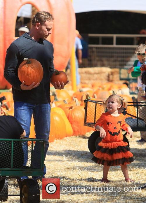 Ian Ziering and Mia Ziering 3