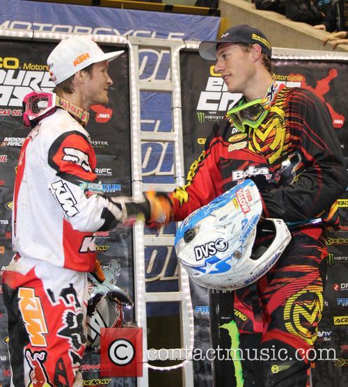 Taddy Blazusiak and Cody Webb 1