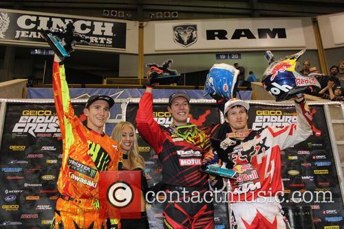 Taylor Robert, Cody Webb and Taddy Blazusiak 2