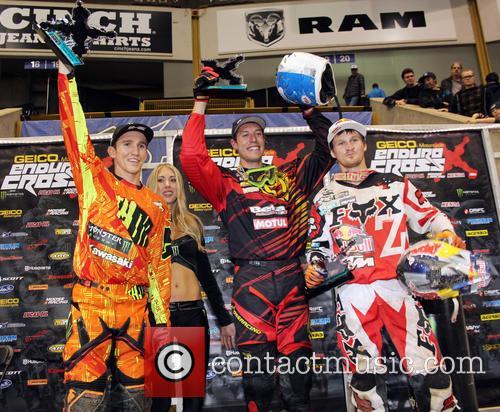 Taylor Robert, Cody Webb and Taddy Blazusiak 1