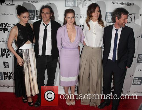 Rooney Mara, Joaquin Phoenix, Amy Adams, Olivia Wilde and Spike Jonze