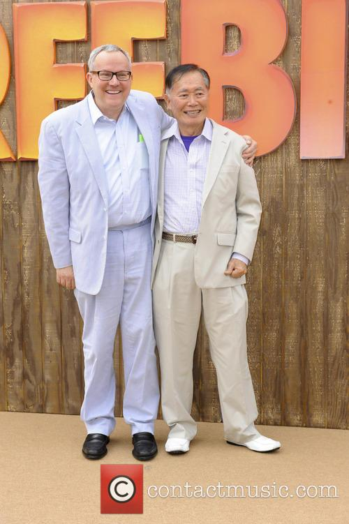 George Takei and Brad Altman 3