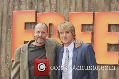 Woody Harrelson and Owen Wilson 2