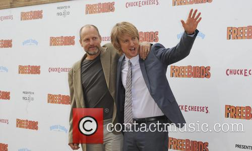 Woody Harrelson and Owen Wilson 3