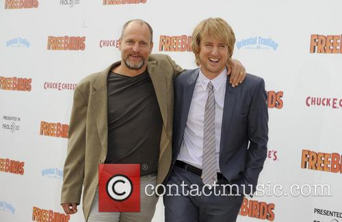 Woody Harrelson and Owen Wilson 4