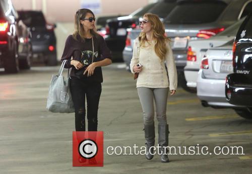 Jessica Alba and Lauren Andersen 2