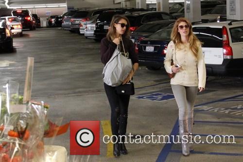 Jessica Alba and Lauren Andersen 10