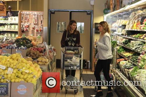 Jessica Alba and Lauren Andersen 11