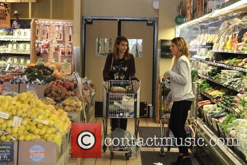 Jessica Alba and Lauren Andersen 12