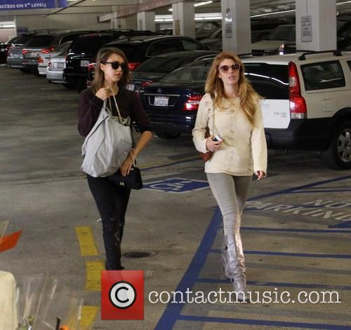 Jessica Alba and Lauren Andersen 13