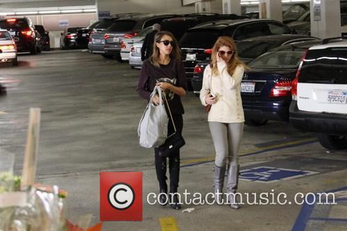 Jessica Alba and Lauren Andersen 16