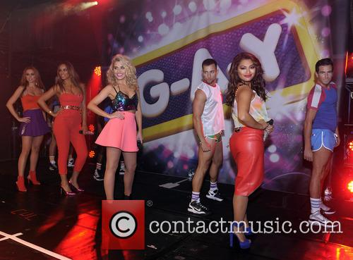 The Saturdays, Mollie King, Una Healy, Vanessa White and Rochelle Humes 11