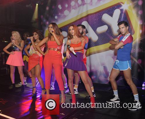 The Saturdays, Mollie King, Una Healy, Vanessa White and Rochelle Humes 8