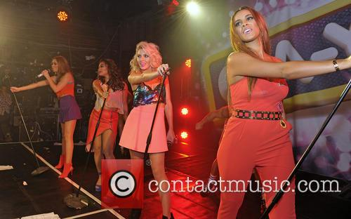 The Saturdays, Mollie King, Una Healy, Vanessa White and Rochelle Humes 12