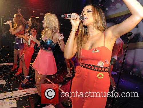 The Saturdays, Mollie King, Una Healy, Vanessa White and Rochelle Humes 13