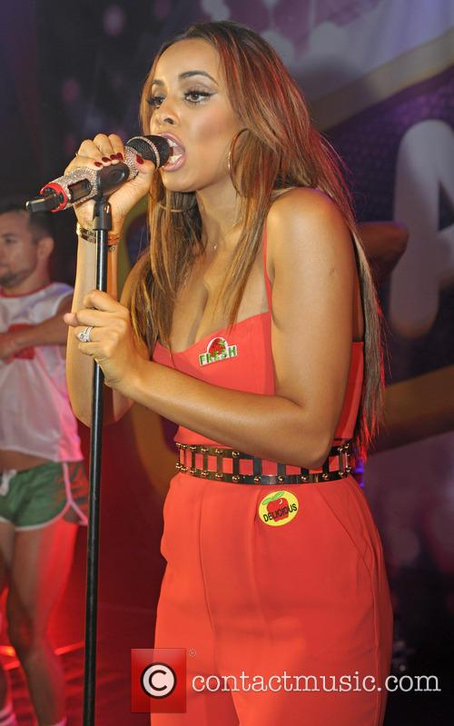 The Saturdays and Rochelle Humes 6