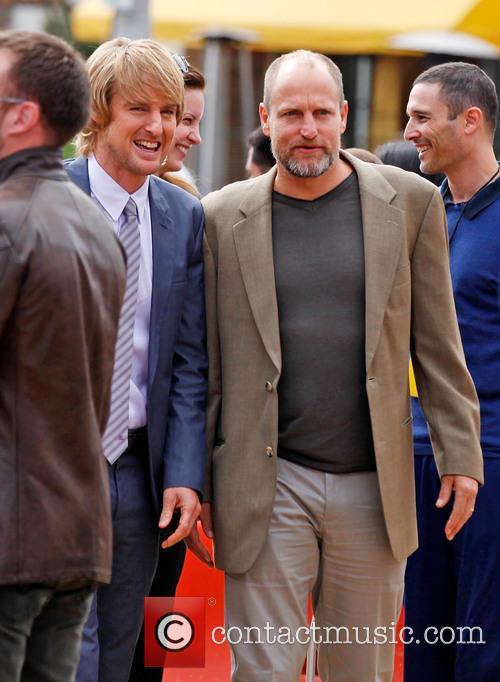 Owen Wilson and Woody Harrelson 3