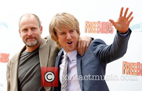 Woody Harrelson and Owen Wilson 14