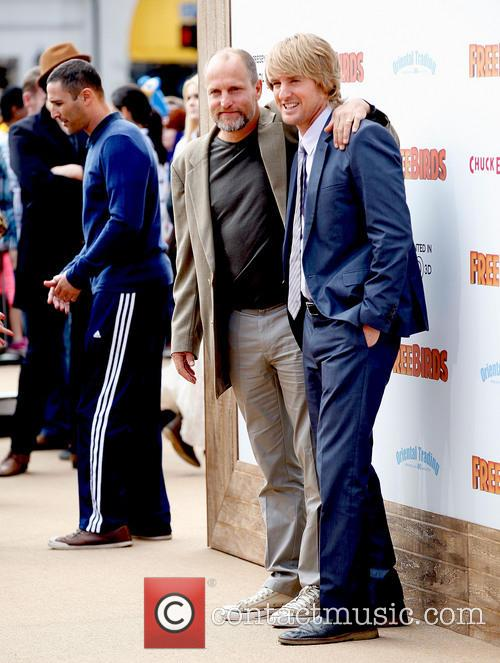 Woody Harrelson and Owen Wilson 16