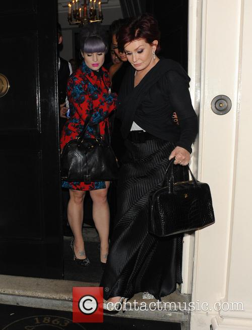 Kelly Osbourne and Sharon Osbourne 2
