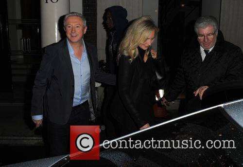 Louis Walsh and Guest 1