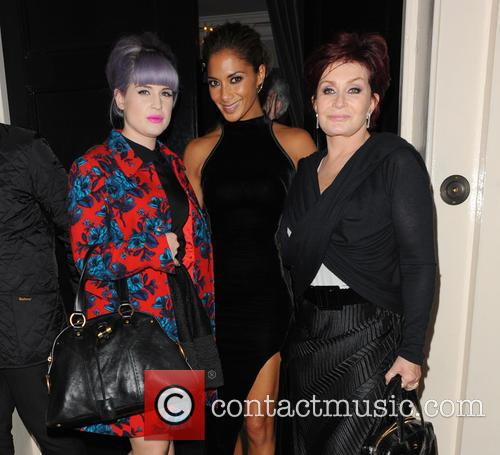 Nicole Scherzinger, Kelly Osbourne and Sharon Osbourne 3