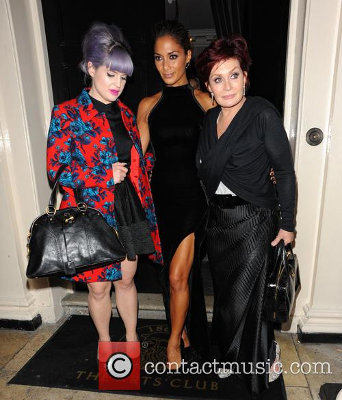 Nicole Scherzinger, Kelly Osbourne and Sharon Osbourne 4