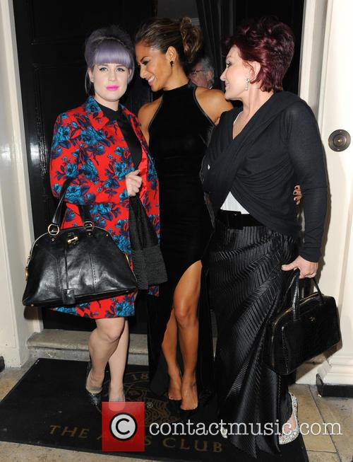 Nicole Scherzinger, Kelly Osbourne and Sharon Osbourne 6
