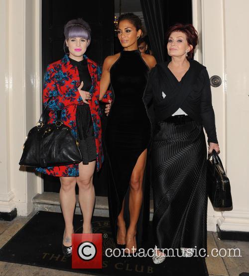 Nicole Scherzinger, Kelly Osbourne and Sharon Osbourne 10
