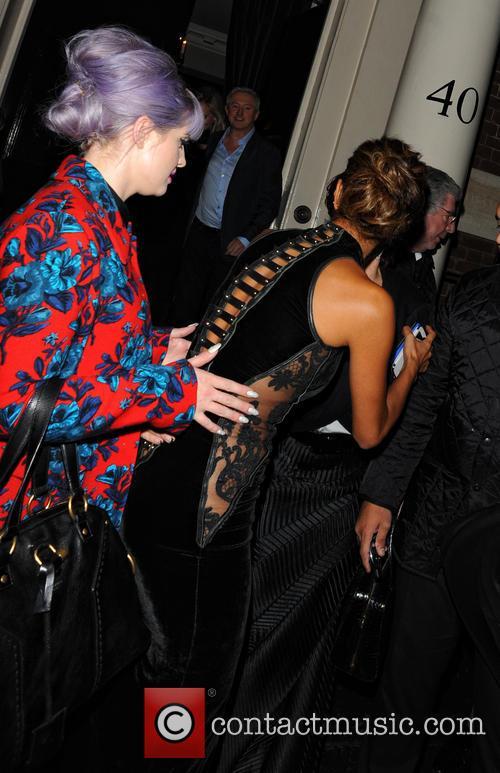Nicole Scherzinger, Kelly Osbourne, x factor