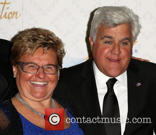 Claude Mann and Jay Leno 2