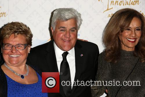 Claude Mann, Jay Leno and Marilyn Mccoo 5