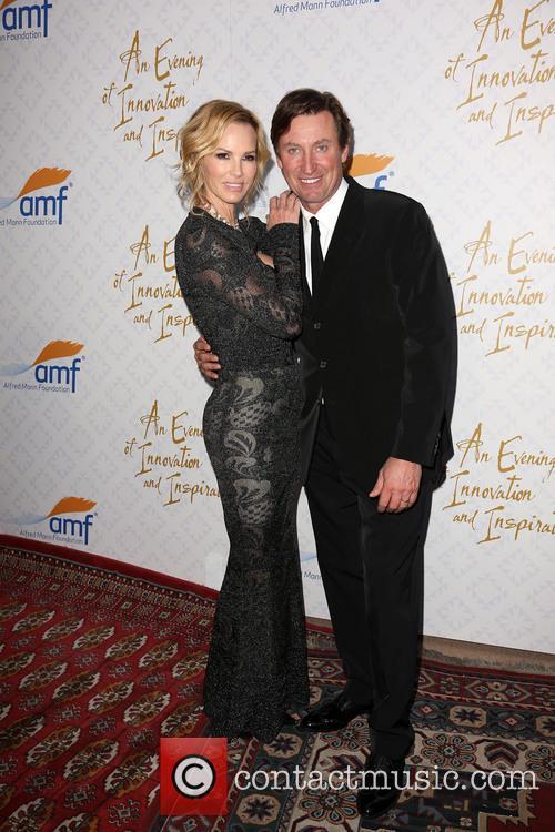 Janet Gretzky and Wayne Gretzky 2