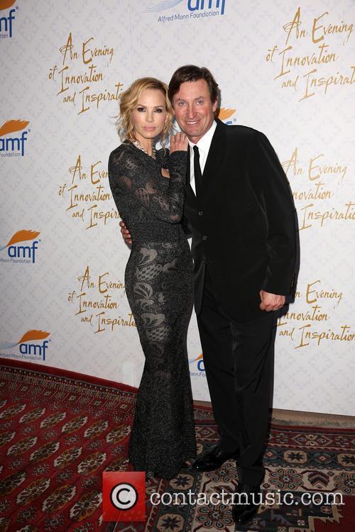 Janet Gretzky and Wayne Gretzky 3