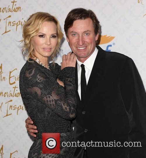 Janet Gretzky and Wayne Gretzky 1