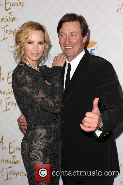 Janet Gretzky and Wayne Gretzky 6