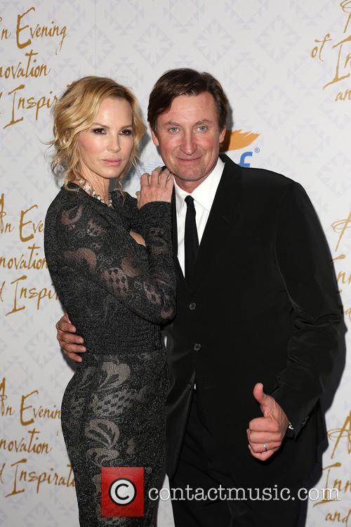Janet Gretzky and Wayne Gretzky 7