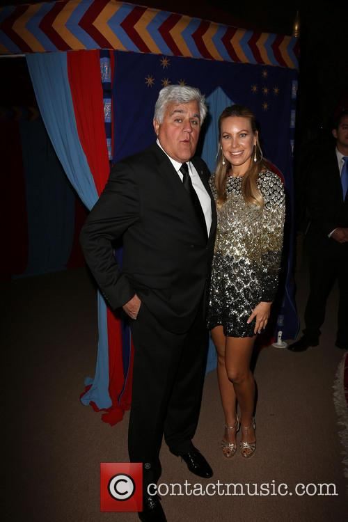Jay Leno and Cassandra Mann 7