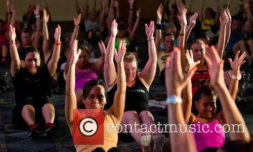 Sweat USA: All-Star Fitness Festival