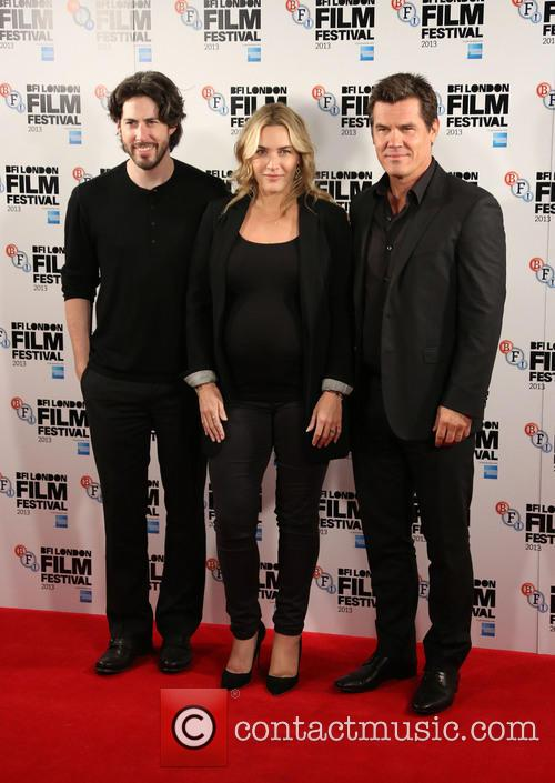 Jason Reitman, Kate Winslet and Josh Brolin 2
