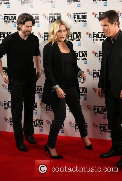 Jason Reitman, Kate Winslet and Josh Brolin 3