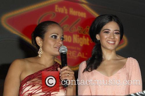 Judy Reyes, Edy Ganem, Eilan Hotel Resort and Spa