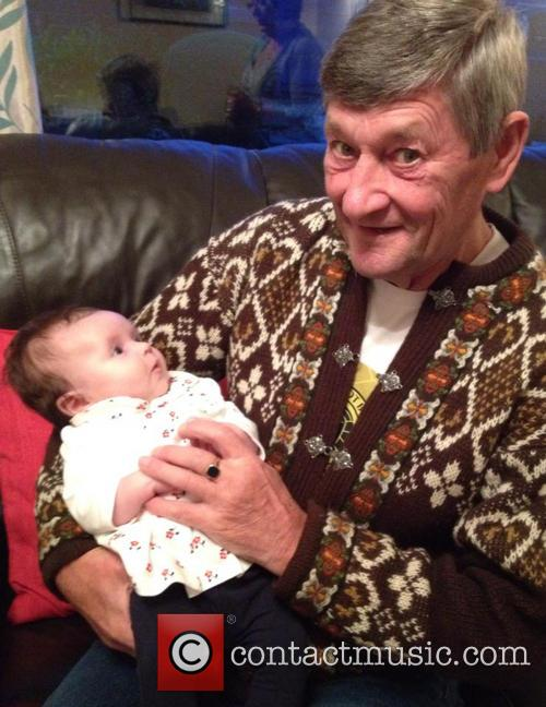 Grandad's favourite cardigan!