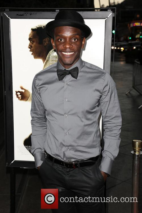 chris chalk los angeles premiere of 12 3906917
