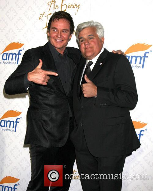 Jeff Trachta and Jay Leno 2