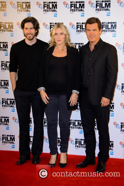 Jason Reitman, Kate Winslet and Josh Brolin 1