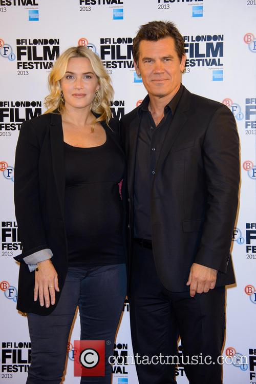 Kate Winslet and Josh Brolin 5