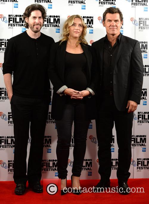 Kate Winslet, Josh Brolin and Jason Reitman 2